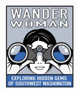 Wander Woman Logo