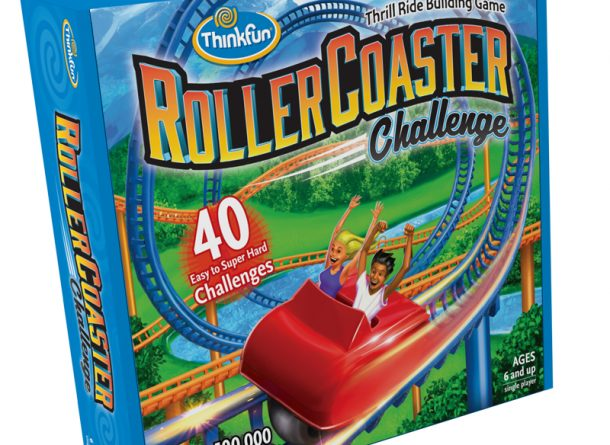 Roller Coaster Challenge - Packaging