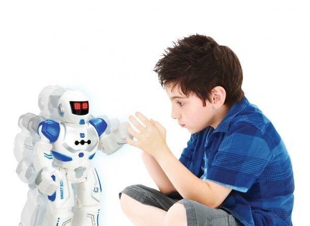 SmartBotRobot