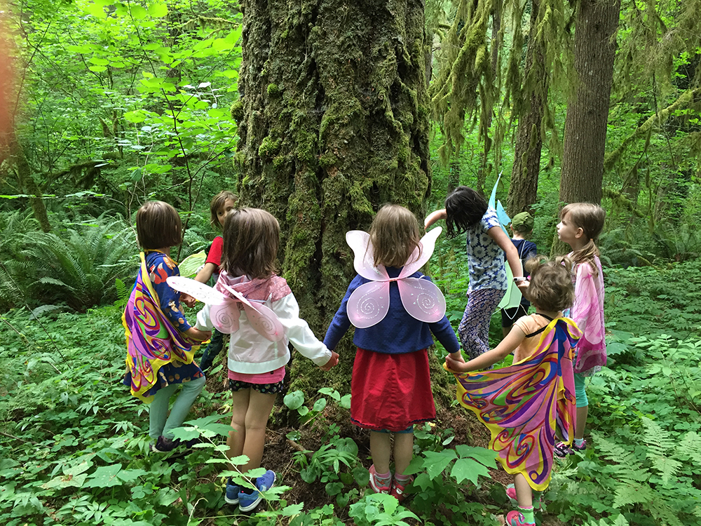 Fairy Camp at TreeSong